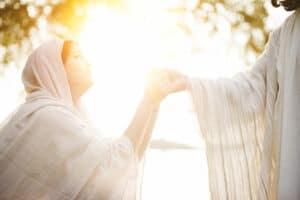 woman healed by Jesus